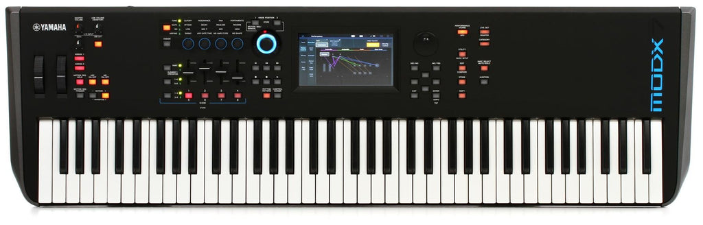 YAMAHA MODX7 71 KEY SYNTHESIZER