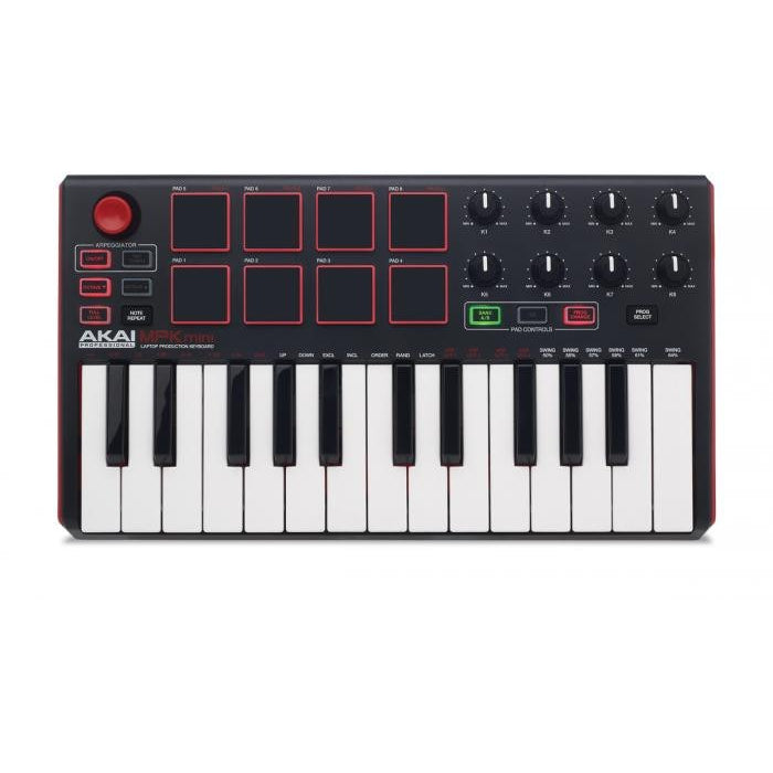 AKAI MPK MINI MKII TOP