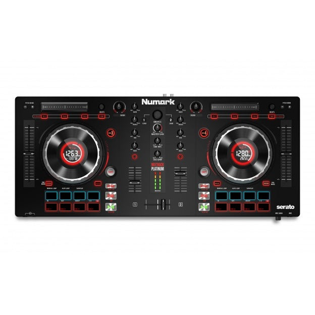 NUMARK MIXTRACK PLATINUM TOP