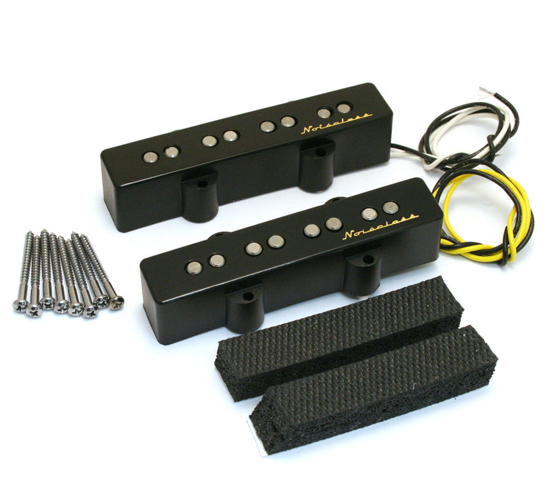 FENDERFENDER N3 NOISELESS JAZZ BASS® PICKUP SET - Harry Green Music World - Buy online