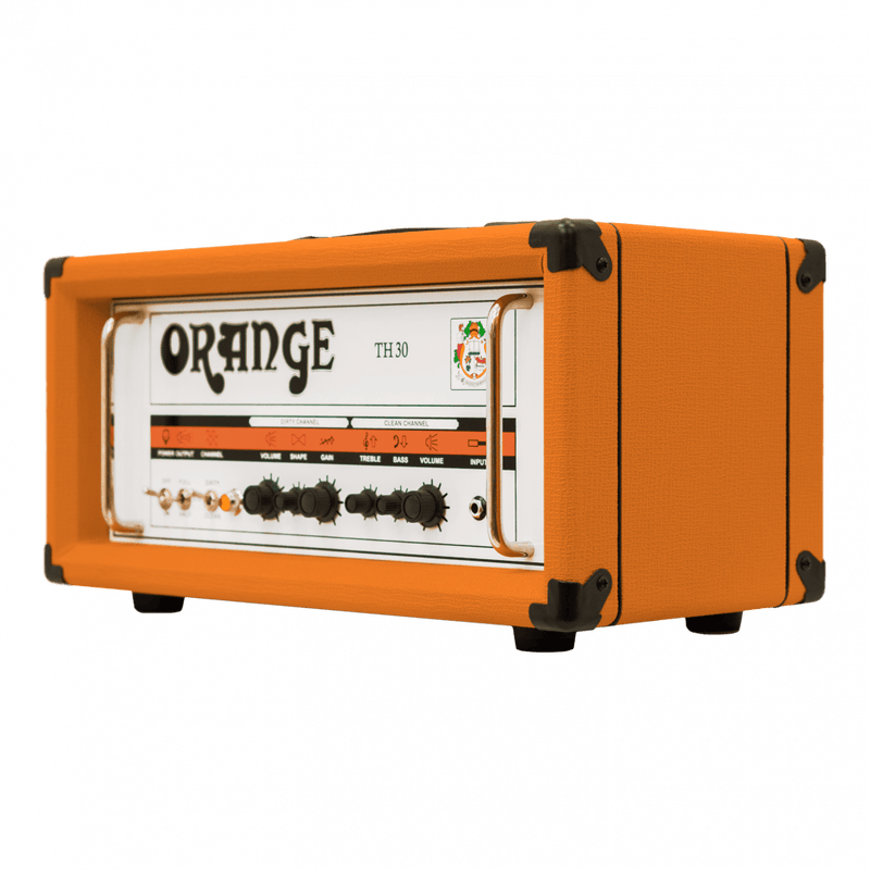 ORANGE TH30 HEAD ANGLE
