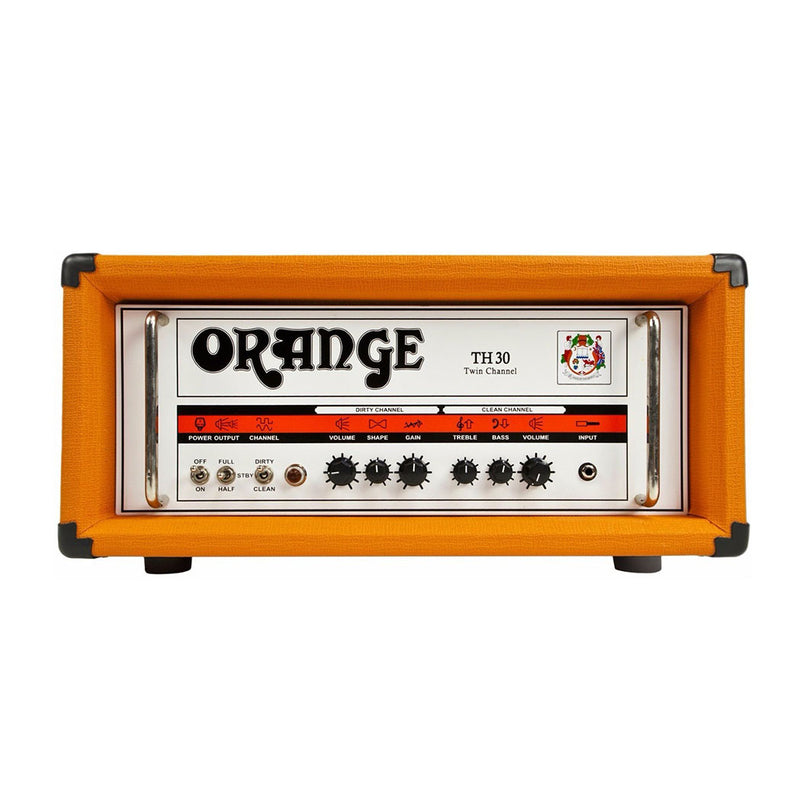 ORANGE TH30 HEAD FRONT