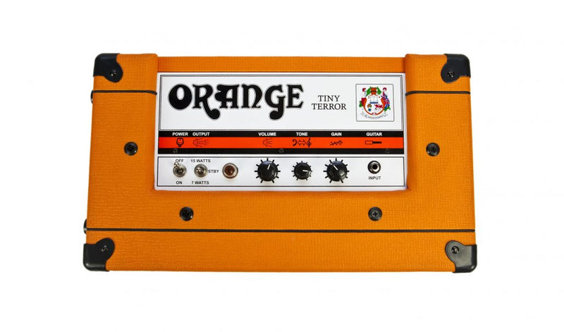 ORANGE TINY TERROR COMBO TOP