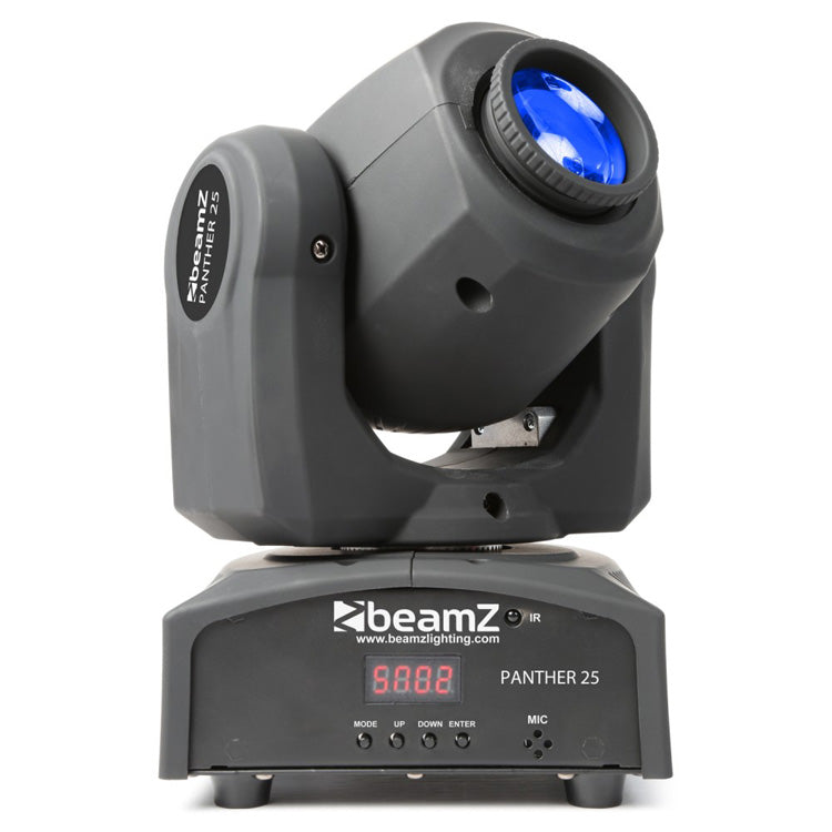 BEAMZBEAMZ PANTHER 25 MOVING HEAD SPOTLIGHT - Harry Green Music World - Buy online
