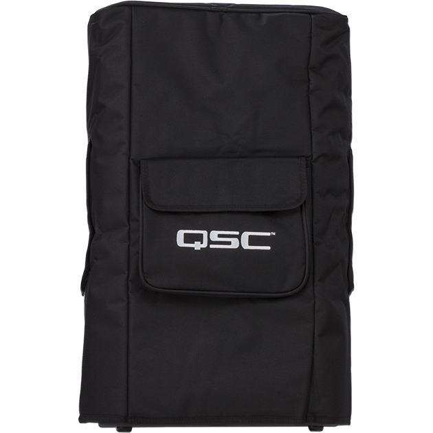 QSC KW122 COVER FRONT