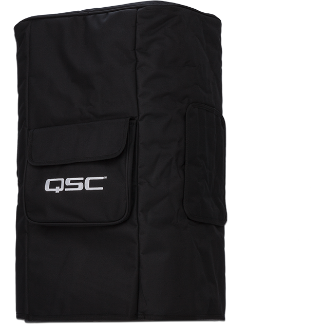 QSC KW122 COVER LEFT ANGLE