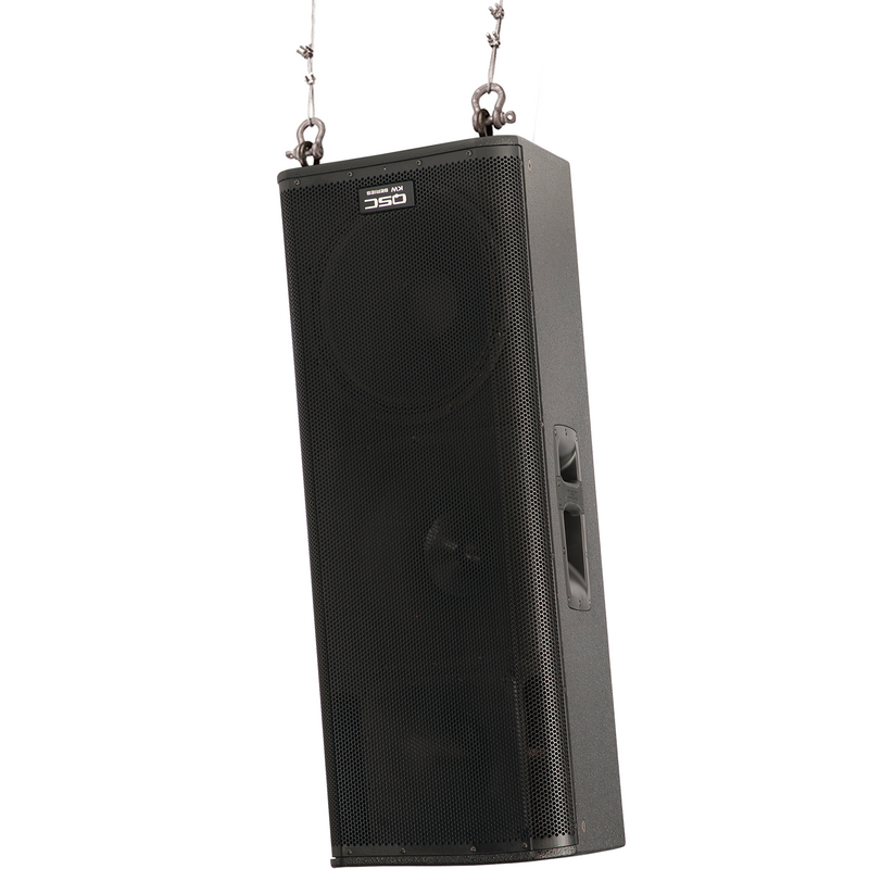 QSC KW153 RIGGED VERTICAL