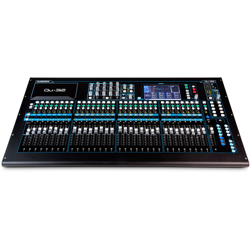 ALLEN & HEATH QU-32 FRONT