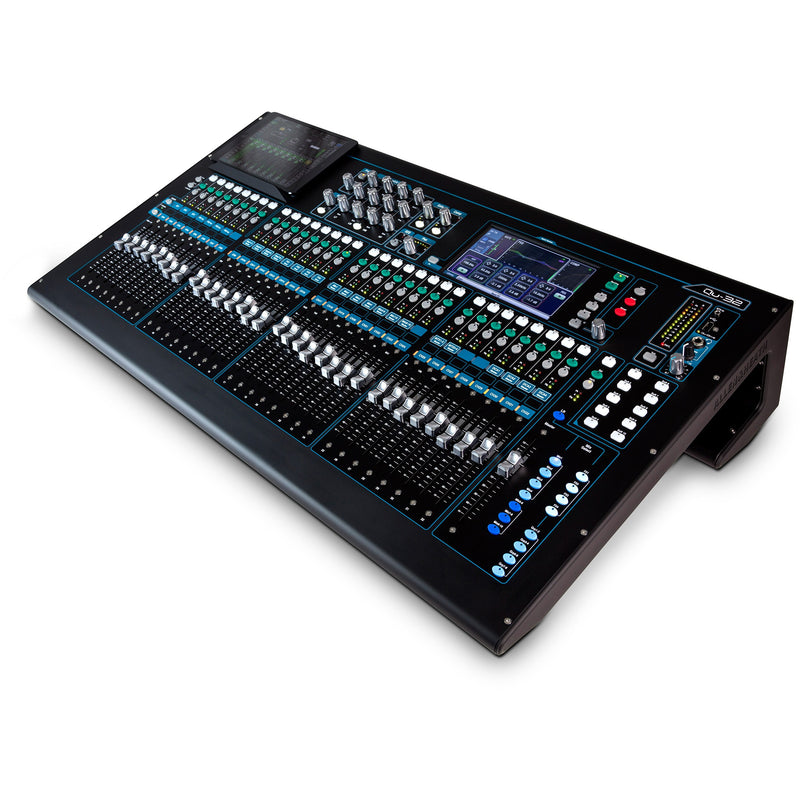ALLEN & HEATH QU-32 SIDE