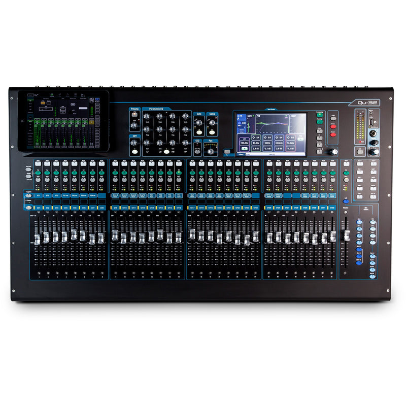 ALLEN & HEATH QU-32 TOP
