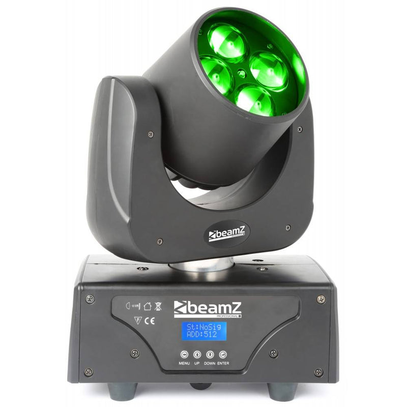 BEAMZBEAMZ RAZOR 500 LED MOVING HEAD - Harry Green Music World - Buy online