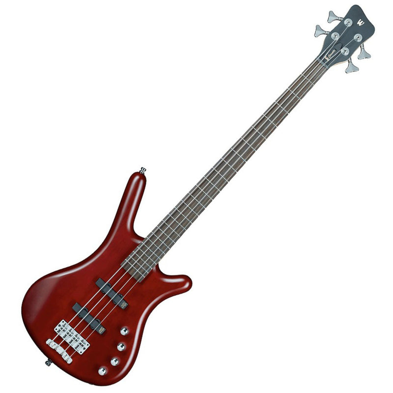WARWICK ROCK BASS CORVETTE $$ 4STR RED