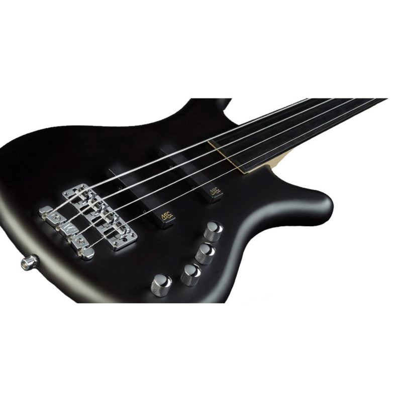 WARWICK ROCK BASS CORVETTE $$ 4STR BLACK