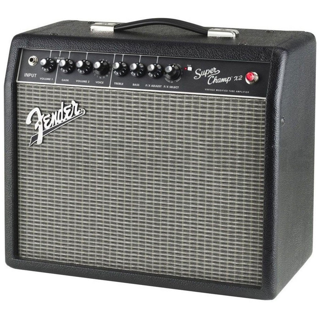 FENDER SUPER CHAMP X2 COMBO FRONT