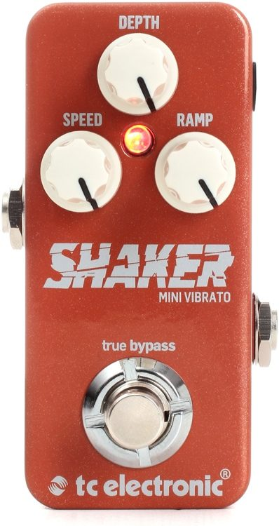 TC ELECTRONIC SHAKER MINI FLANGER