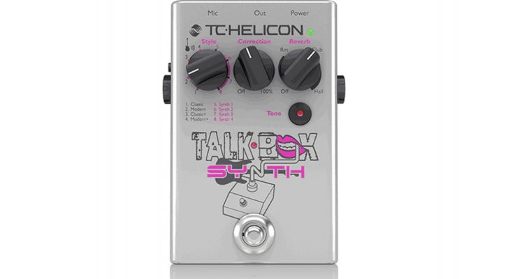 TC ELECTRONIC TALKBOX SYNTH
