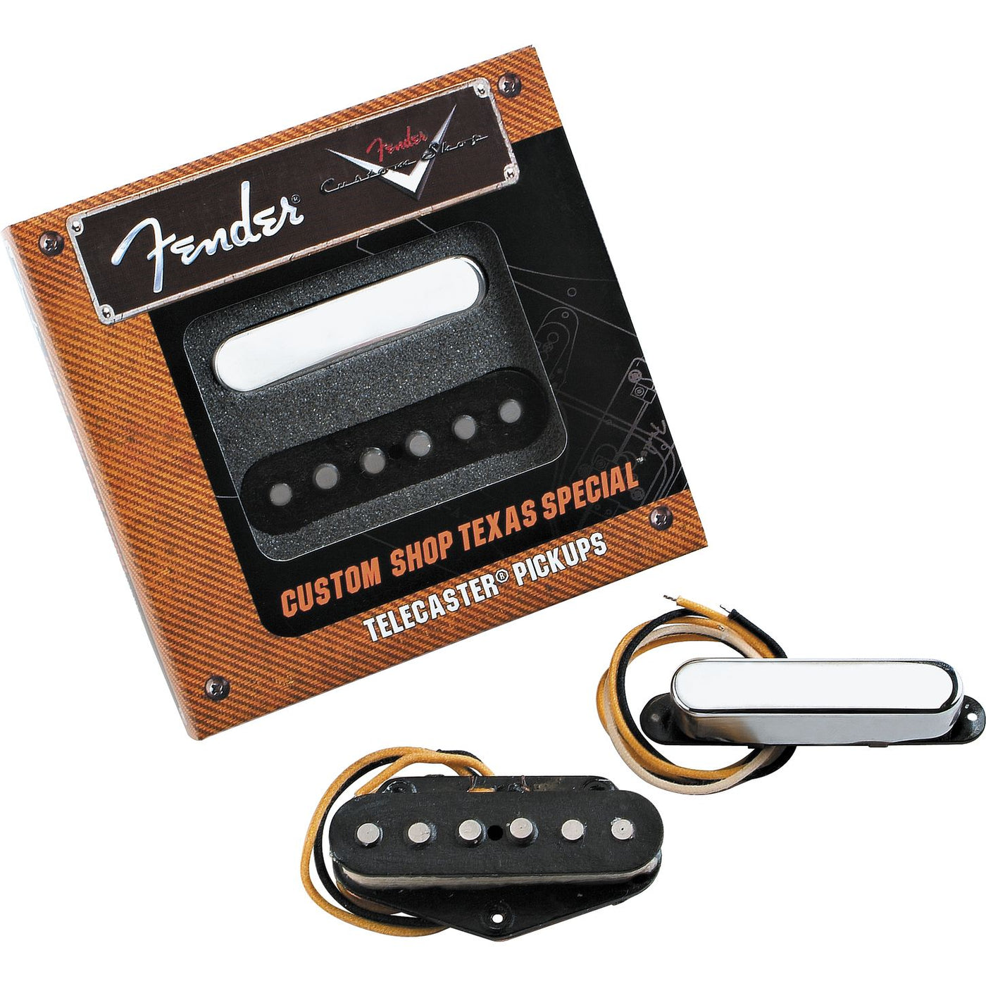 FENDER CUSTOM SHOP TEXAS SPECIAL® PICKUP SET-Harry Green Music World ... fender custom shop texas special pickups telecaster
