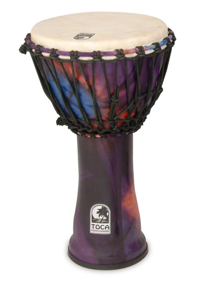 TOCA FREESTYLE ROPE TUNED DJEMBE