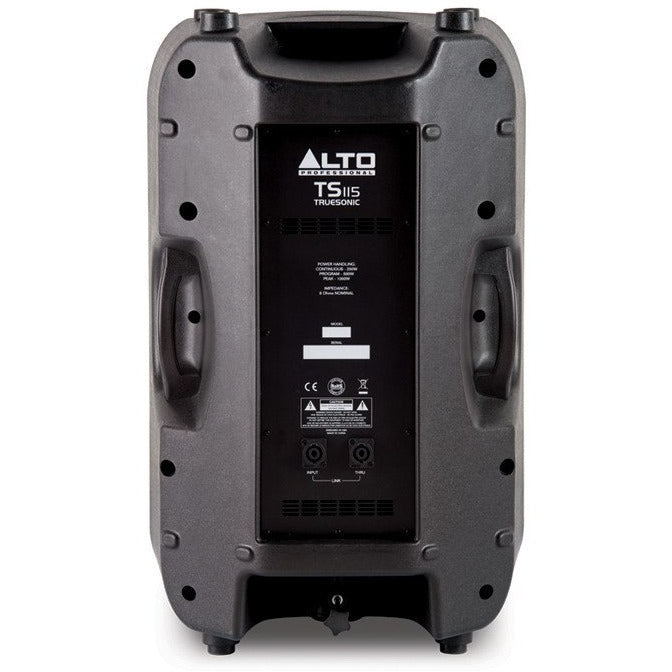 ALTO PROFESSIONAL TS 115 BACK
