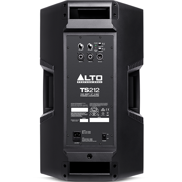 ALTO PROFESSIONAL TS 212 BACK