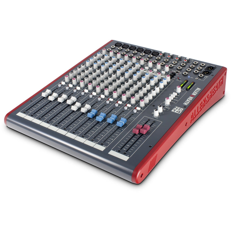ALLEN & HEATH ZED-14 SIDE