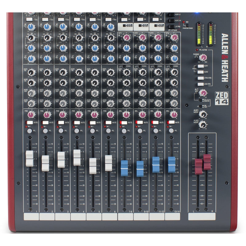 ALLEN & HEATH ZED-14 TOP
