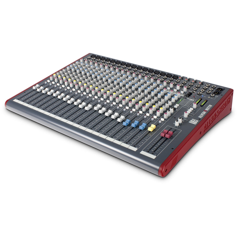 ALLEN & HEATH ZED-22FX SIDE