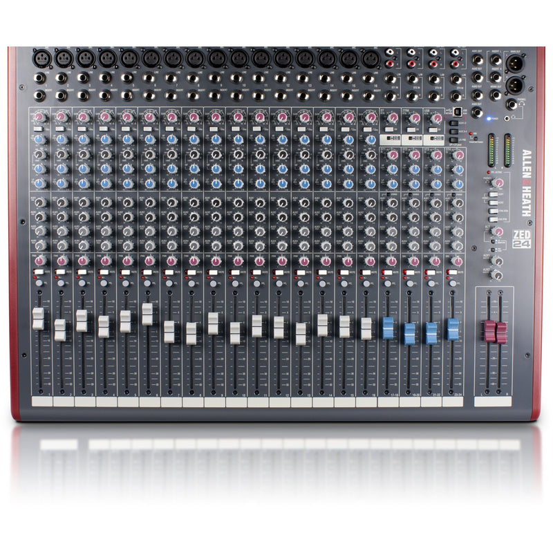 ALLEN & HEATH ZED-24 TOP