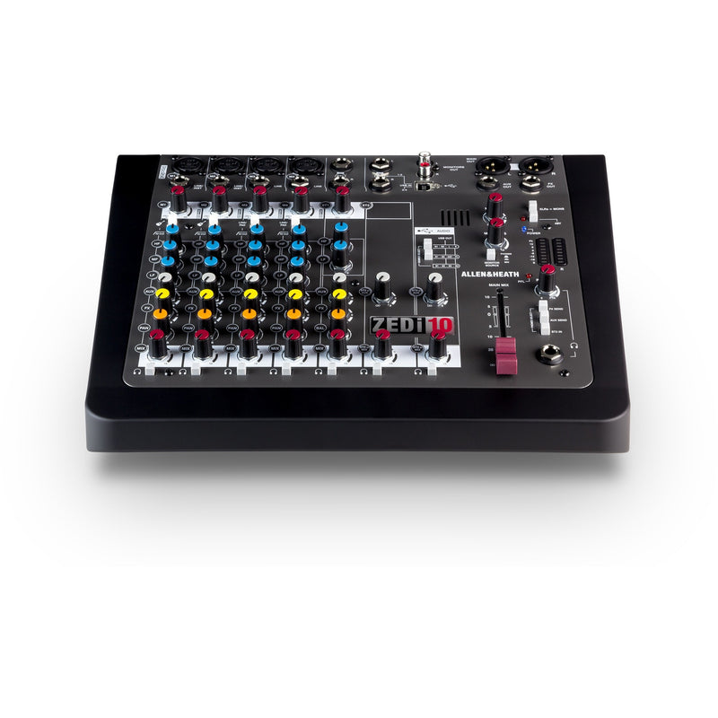 ALLEN & HEATH ZEDi-10 FRONT