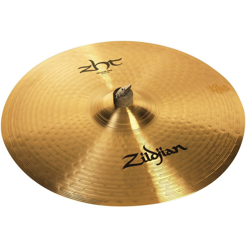 "ZILDJIAN 20"" ZHT CRASH RIDE 1"