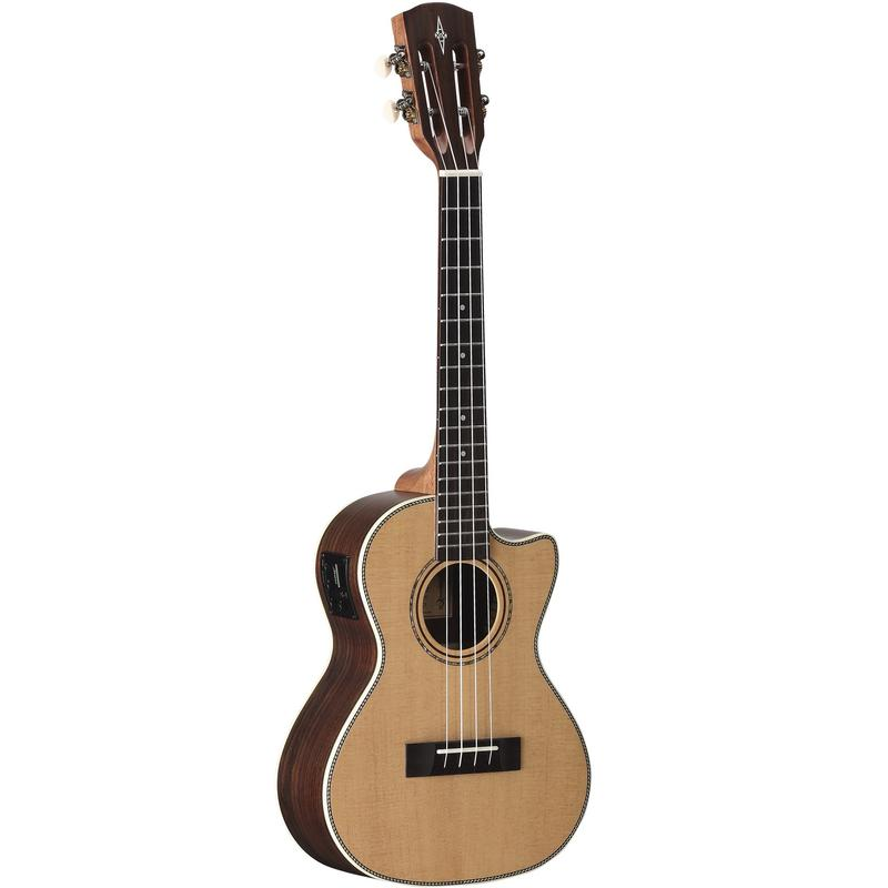 ALVAREZ AU70WTCE TENOR UKULELE WITH PICKUP
