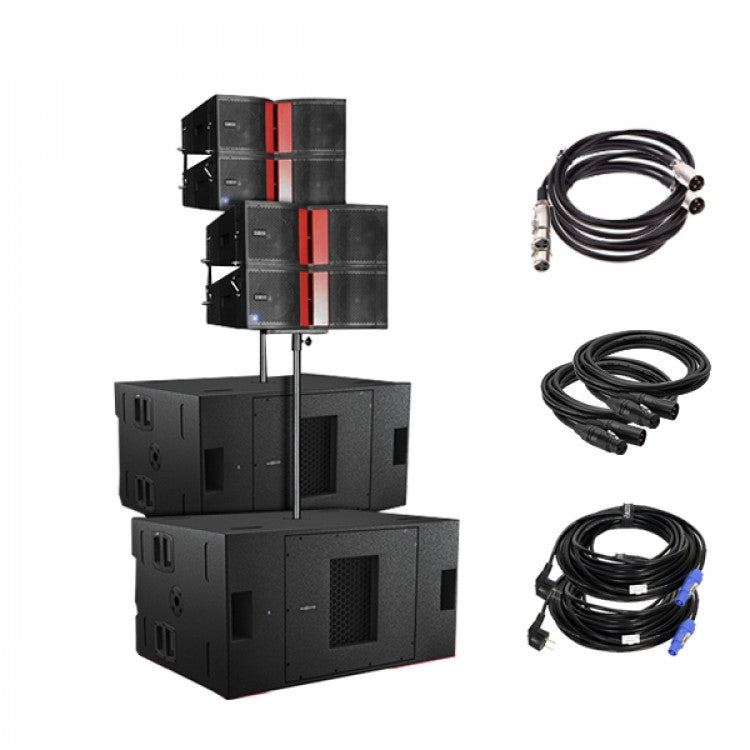 AUDIOCENTER LINE ARRAY COMBO 3