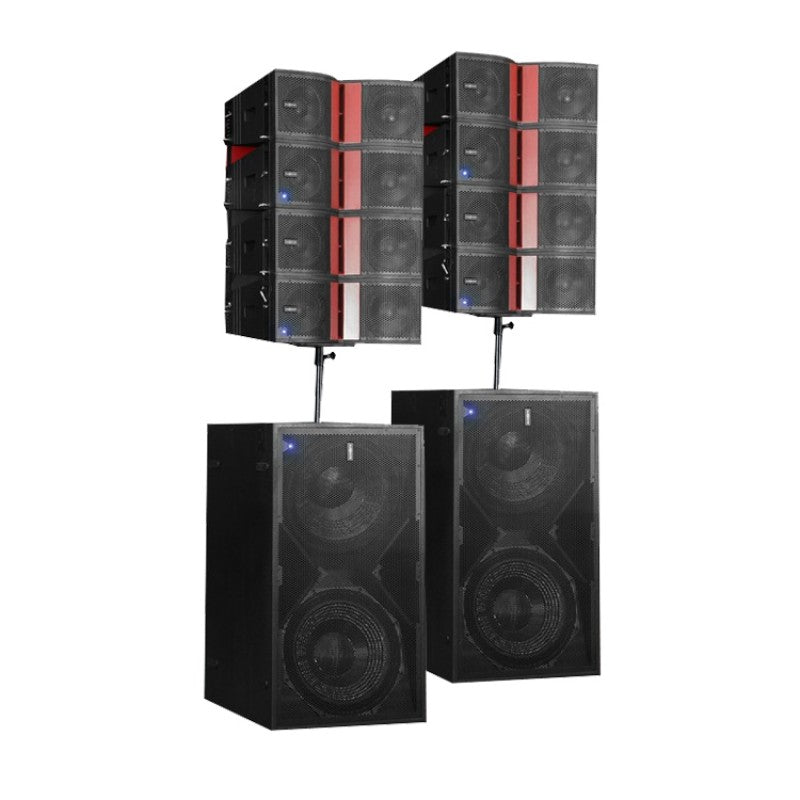 AUDIOCENTER K-LA 28 ACTIVE LINE ARRAY SYSTEM COMBO 2