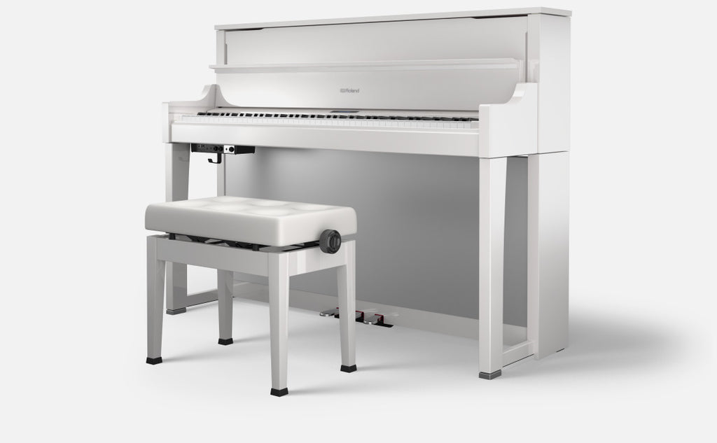ROLAND LX-17 DIGITAL UPRIGHT PIANO