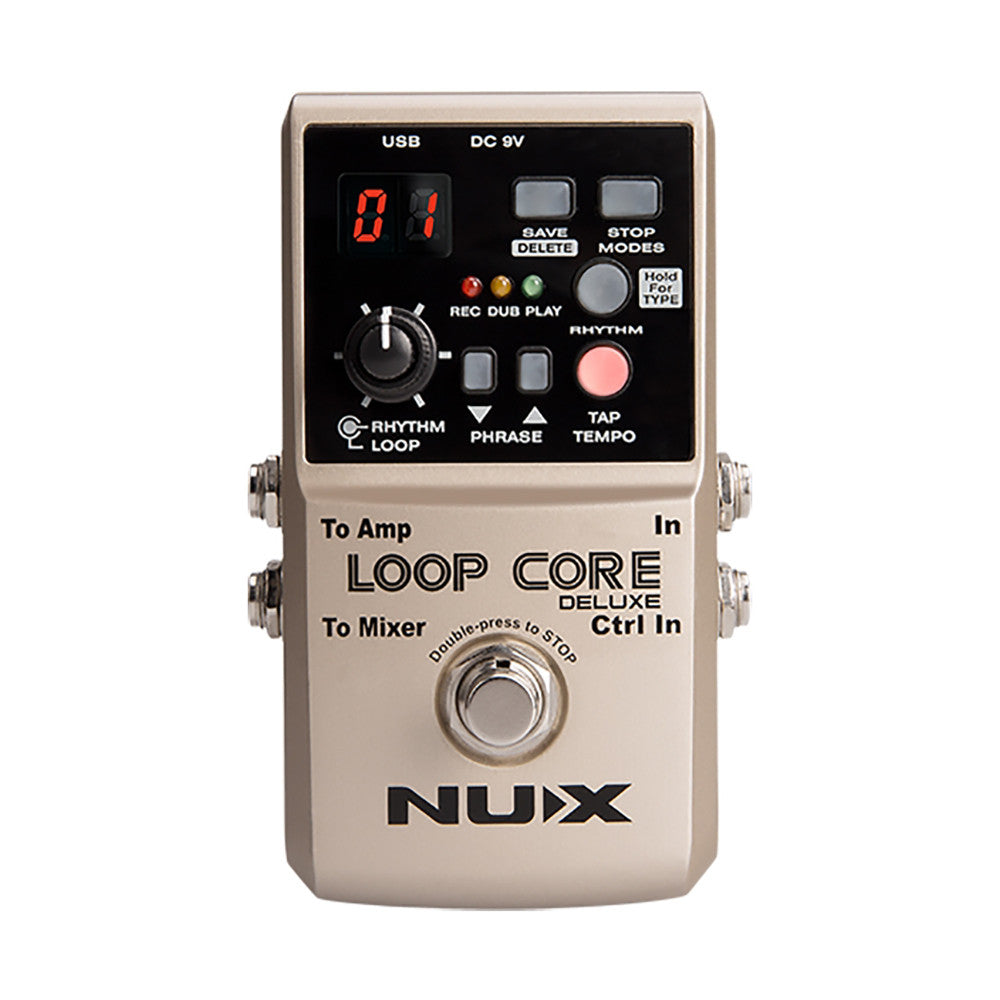 NUX MINI LOOP CORE DLX