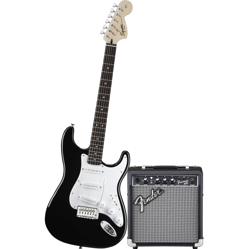 FENDERFENDER STRAT PACK ® BLK FRONTMANT 10G - Harry Green Music World - Buy online