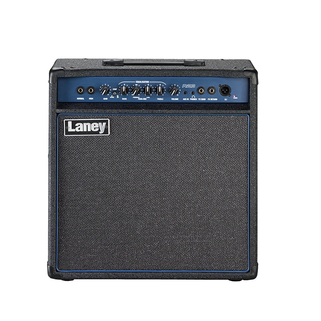 LANEY RICHTER BASS  RB3 COMBO