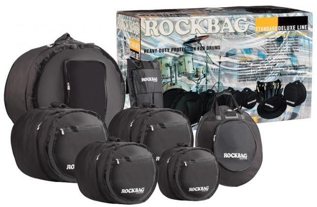 WARWICKWARWICK ROCK DRUM BAG DELUXE SET - Harry Green Music World - Buy online
