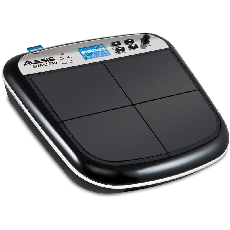ALESIS SAMPLEPAD SIDE