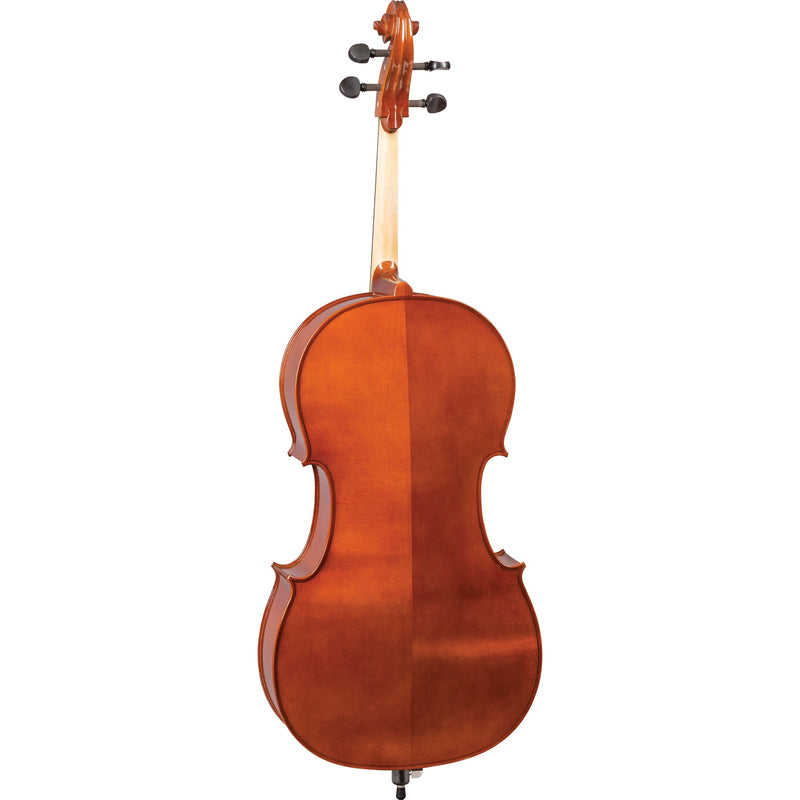 SANDNER SC2 4/4 CELLO OUTFIT BACK