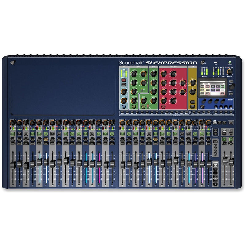SOUNDCRAFT SI EXPRESSION 3 TOP