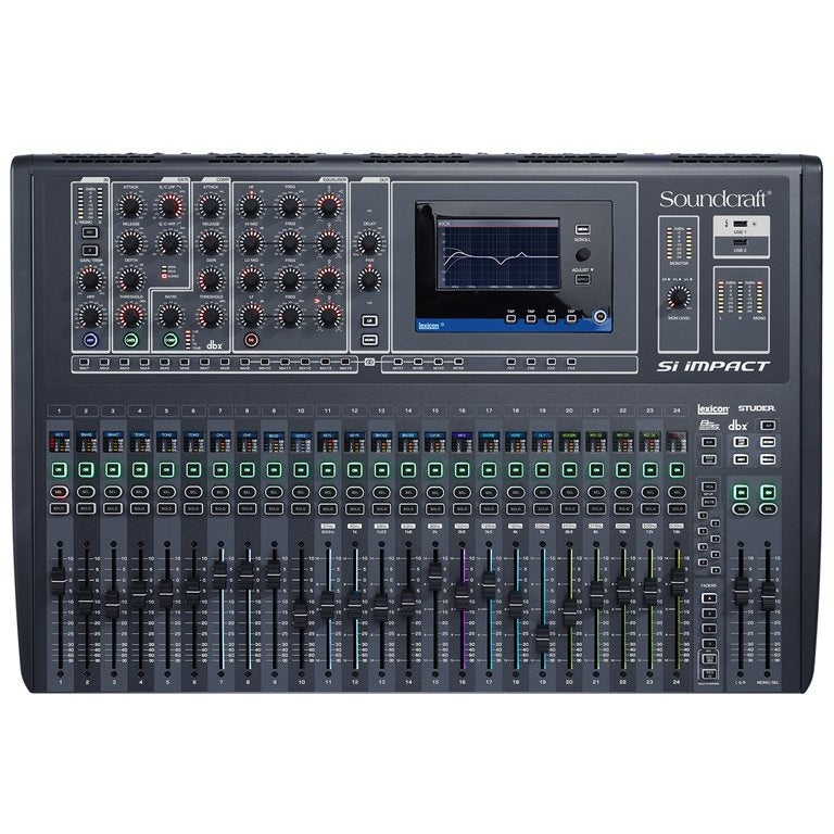 SOUNDCRAFT SI IMPACT TOP