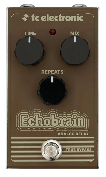 TC ELECTRONIC ECHOBRAIN ANALOGUE DELAY