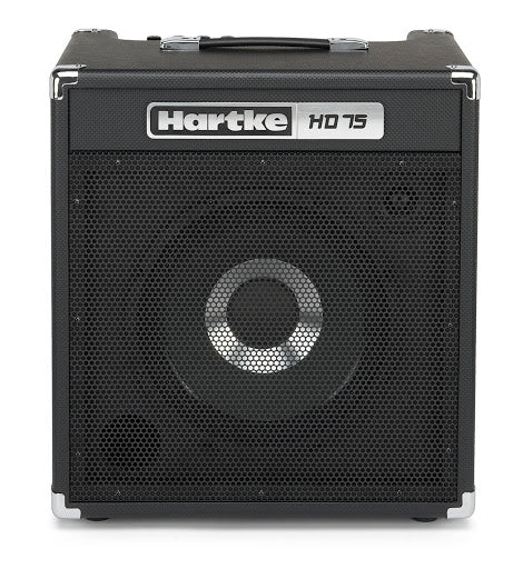 HARTKE HD75 BASS AMPLIFIER
