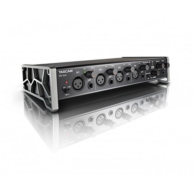 TASCAM US-4X4 SIDE