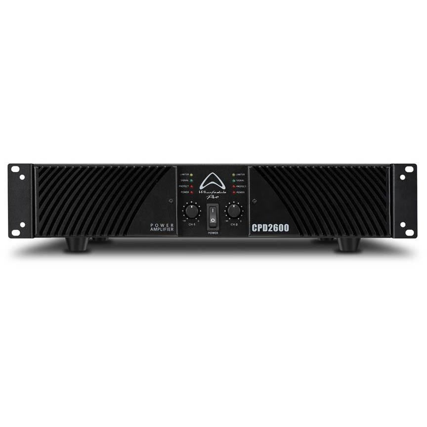 WHARFEDALE CPD 2600 FRONT