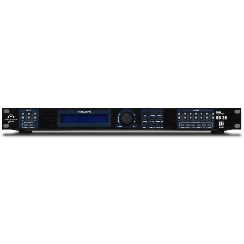 WHARFEDALE VERSADRIVE SC-26 FRONT