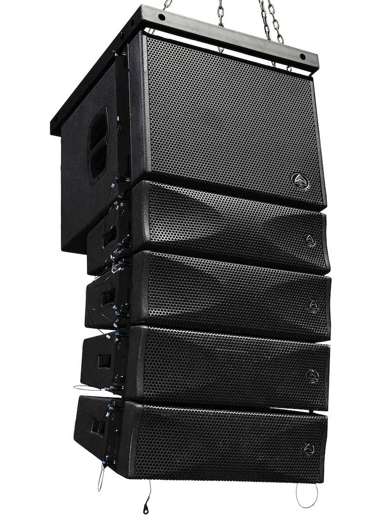 WHARFEDALEWHARFEDALE PRO WLA Line Array System - Harry Green Music World - Buy online