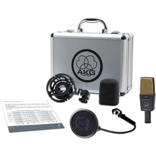 AKG C414 XLII PACKAGE