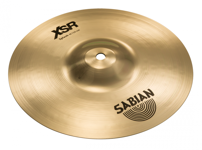 "SABIAN XSR 10"" SPLASH"